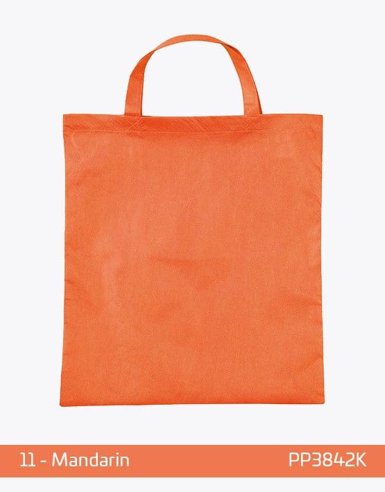 PP Tasche Mandarin kurze Henkel