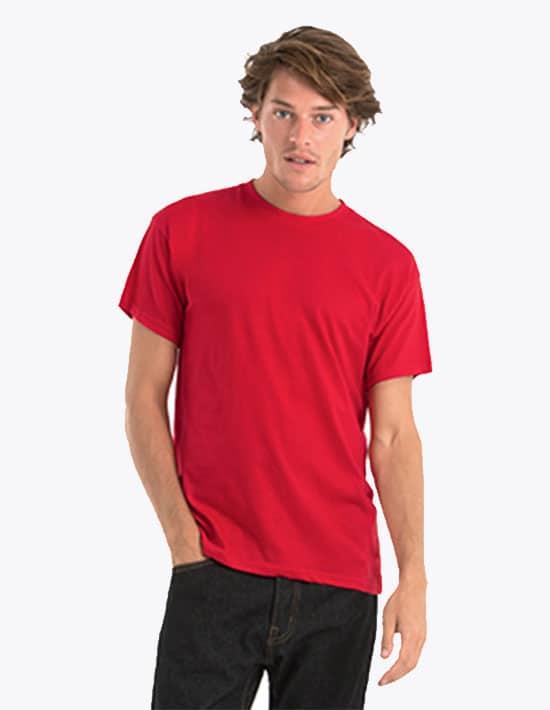 T-Shirt berdrucken B&C Exact 150