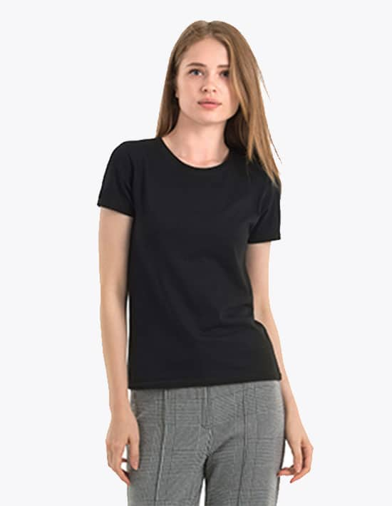 T-Shirts bedrucken B&C Women-Only