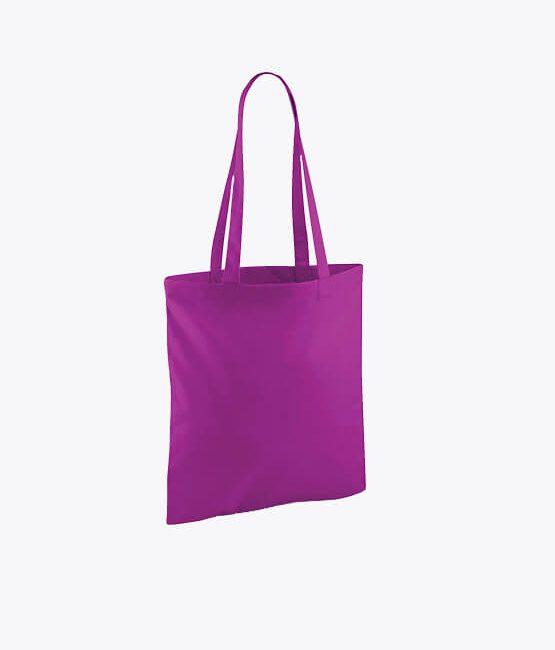 Bag for Life - Long Handles WM101 Magenta
