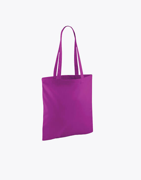 Bag for Life - Long Handles WM101 Magenta