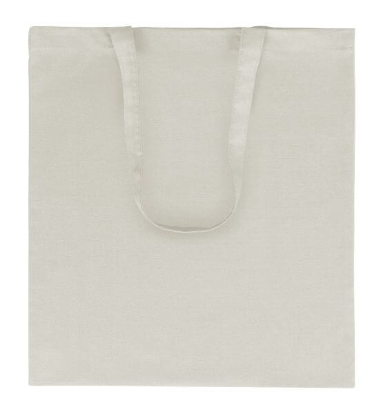 Goprom Baumwolltaschen lange Henkel nature natur 38 x 42 cm 2314