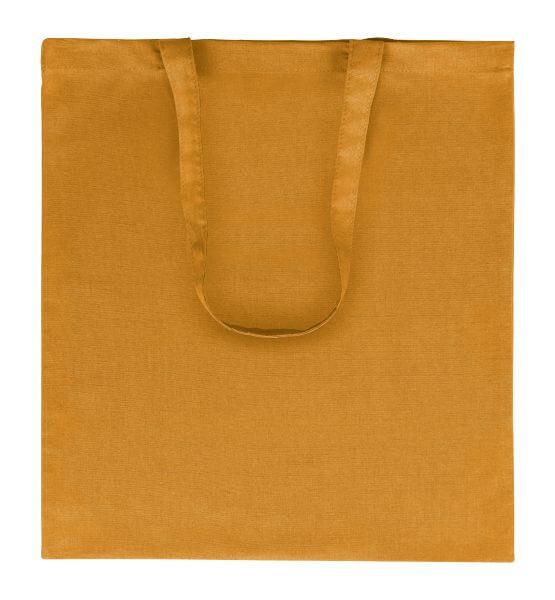 Goprom Baumwolltaschen lange Henkel orange 38 x 42 cm 2314