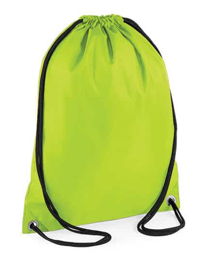 PP Gymsac Lime Green   Druckerei Dorsten.de