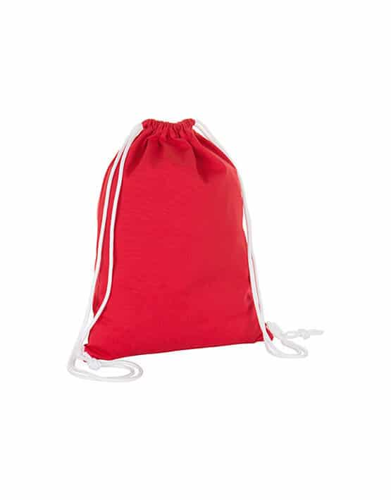 District Backpack Red White 978505