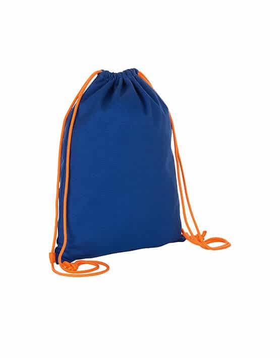 District Backpack Royal Blue Orange 978506