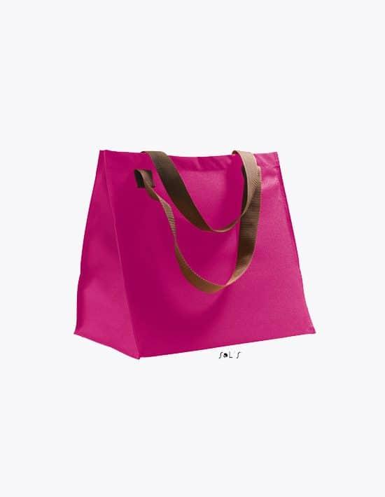 Shopping Bag Marbella Fuchsia