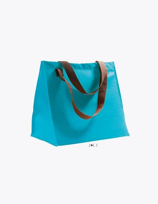 Shopping Bag Marbella Turquoise