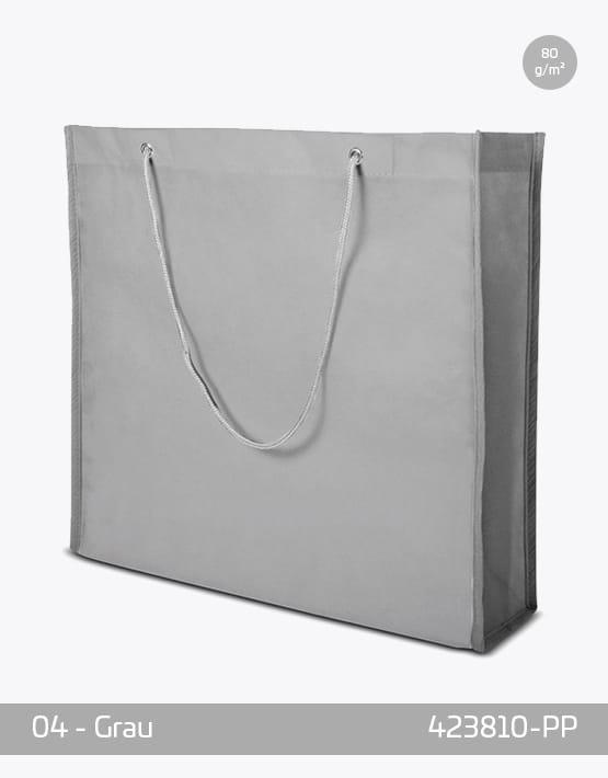 Einkaufstasche PP Milano Grau