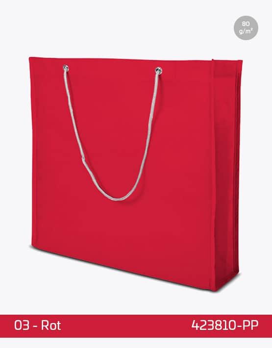 Einkaufstasche PP Milano Rot