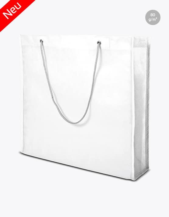 Einkaufstasche PP Milano 42 x 38 x 10 cm mit Boden- und Seitenfalte