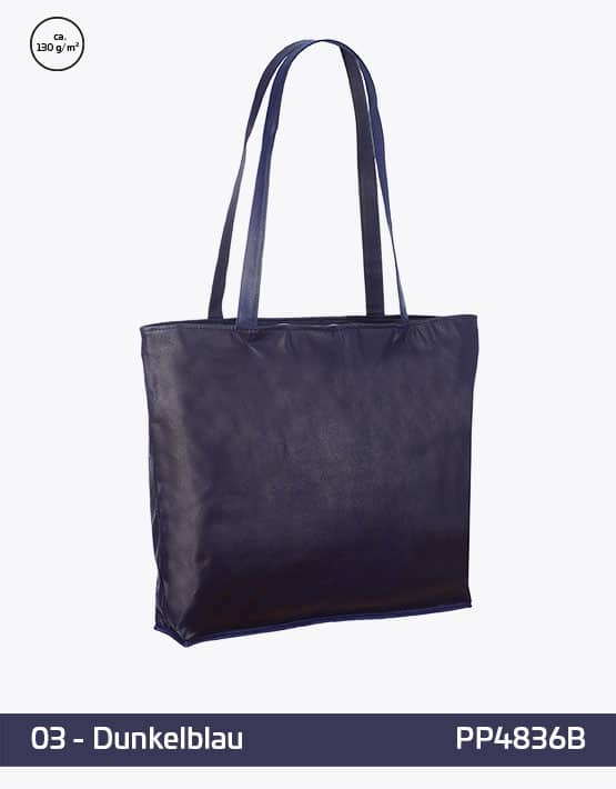 PP Tasche dunkelblau City-Bag 2 48 x 36 x 10 cm